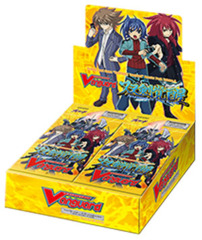 Cardfight!! Vanguard VGE-BT05 Awakening of Twin Blades Booster Box