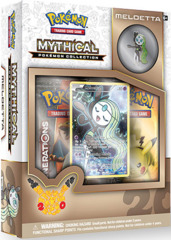 Pokemon Mythical Collection - Meloetta