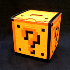 Collector's Cache Pokemon Mystery Box - SMALL Question Block