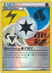 Blend Energy WLFM - 118/124 - Uncommon - Reverse Holo