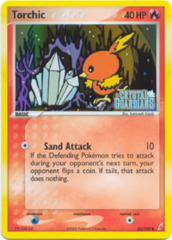 Torchic - 66/100 - Common - Reverse Holo