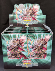 Yu-Gi-Oh Structure Deck: Order of the Spellcasters Display Box 8ct
