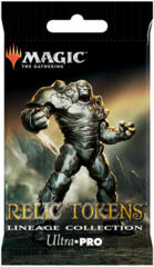 Ultra Pro Magic the Gathering Relic Tokens
