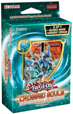 Yu-Gi-Oh Crossed Souls Advance Edition Pack