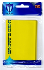 Max Protection Alpha Gloss Standard Size Sleeves - Yellow - 50ct