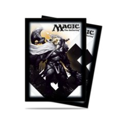Ultra Pro Standard Size Magic: The Gathering Sleeves - Magic 2015 - Ajani - 80ct