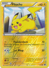 Pikachu - 39/99 - Common - Reverse Holo