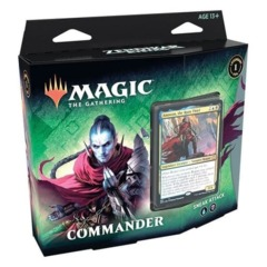 MTG Zendikar Rising Commander Deck - Sneak Attack