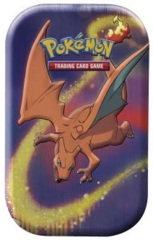 Pokemon Kanto Power Mini Tin: Charizard