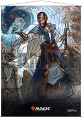 Ultra Pro Magic the Gathering Planeswalkers Stained Glass Wall Scroll - Teferi