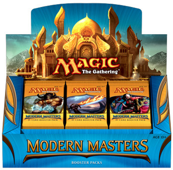 MTG 2013 Modern Masters Booster Box