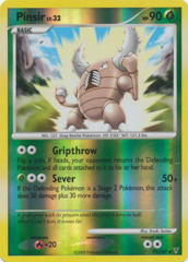 Pokemon Card Pinsir 32//90 Undaunted Set NM