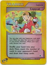 Copycat - 138/165 - Uncommon - Reverse Holo