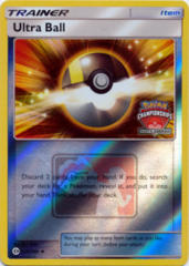 Ultra Ball 135/149 Reverse Holo Promo - 2018 North America International Championships