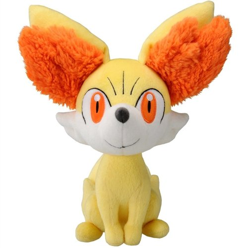 Japanese Pokemon Fennekin 10 Plush