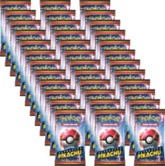 Pokemon Detective Pikachu Booster Pack Lot - 36ct