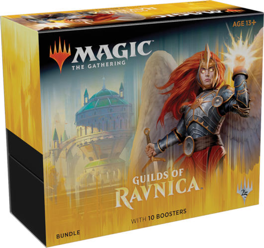 MTG Guilds of Ravnica Bundle Fat Pack