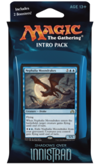MTG Shadows Over Innistrad Intro Pack - Blue