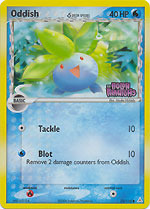 Oddish - 73/110 - Common - Reverse Holo