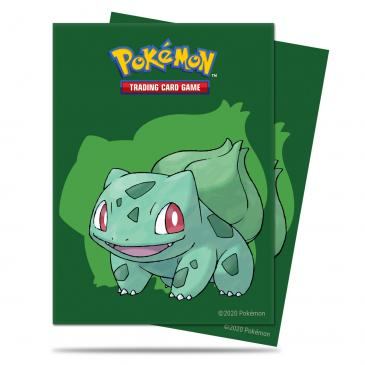 Ultra Pro Standard Size Pokemon Sleeves - 2020 Bulbasaur- 65ct