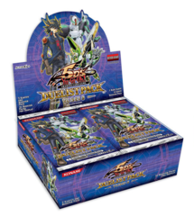 Yu-Gi-Oh Duelist Pack 10: Yusei Fudo 3 1st Edition Booster Box