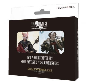 Final Fantasy TCG FFXIV: Shadowbringers 2-Player Starter Set