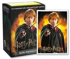 Dragon Shield Matte Art Standard-Size Sleeves - Harry Potter Wizarding World