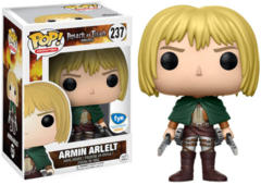 POP! Animation: Attack on Titan - Armin Arlelt (FYE Exclusive) #237