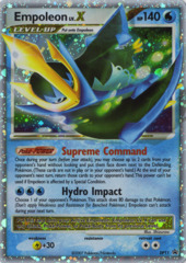 Empoleon Lv.X DP11 Cosmos Holo Promo - Collector's Tins Exclusive
