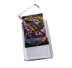 Acrylic Booster Pack Protective Case