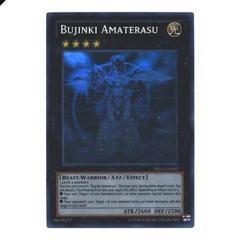 Bujinki Amaterasu - PRIO-EN052 - Ghost Rare - Unlimited Edition