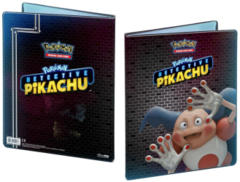 Ultra Pro Pokemon Detective Pikachu Mr. Mime 9-Pocket Portfolio