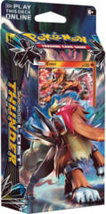 Pokemon SM8 Lost Thunder Theme Deck - Blazing Volcano (Entei)