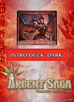 Argent Saga TCG Dark 2019 Intro Deck