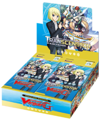 Cardfight!! Vanguard VGE-G-BT06 Transcension of Blade & Blossom Booster