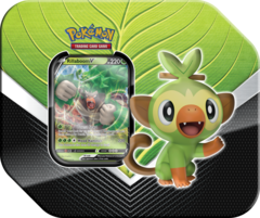 Pokemon 2020 Spring Galar Partners Tin - Rillaboom V