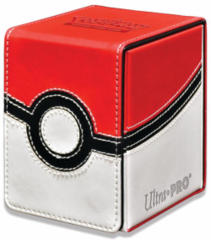 Ultra Pro Pokemon Alcove Flip Deck Box - Pokeball