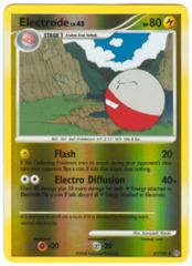 Electrode - 37/100 - Uncommon - Reverse Holo