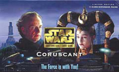 Coruscant Booster Box