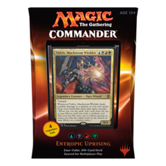 MTG Commander 2016 Deck: Entropic Uprising
