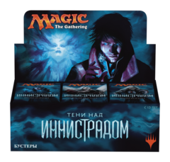 MTG Shadows Over Innistrad Booster Box (Russian)