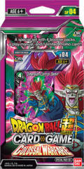 Dragon Ball Super Card Game DBS-SP04