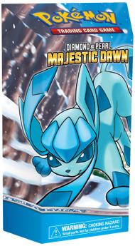 Pokemon Diamond & Pearl DP5 Majestic Dawn Theme Deck: Polar Frost