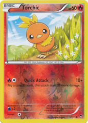 Torchic - 12/111 - Common - Reverse Holo