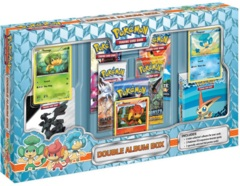 Pokemon Double Album Box
