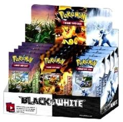 Pokemon Black & White BW1 Theme Deck Display Box