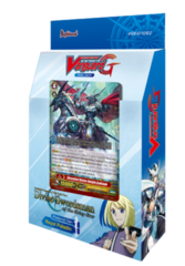 Cardfight!! Vanguard VGE-G-TD02 Divine Swordsman of the Shiny Star