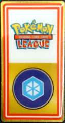 TCG Johto League Glacier Badge - Mahogany Town