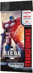Transformers TCG: War for Cybertron Siege 1 Booster Pack