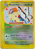 Butterfree - 5/165 - Reverse Holo